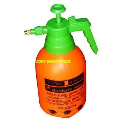 Garden Sprayer Pressure  Pump  Manual