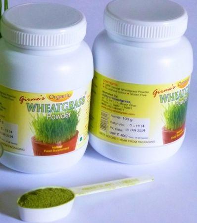 Addy Wheatgrass Doses