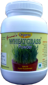 Addy Wheatgrass Powder
